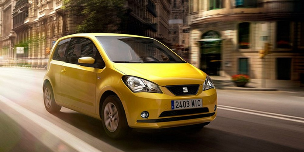 SEAT MII – SUPER SALES