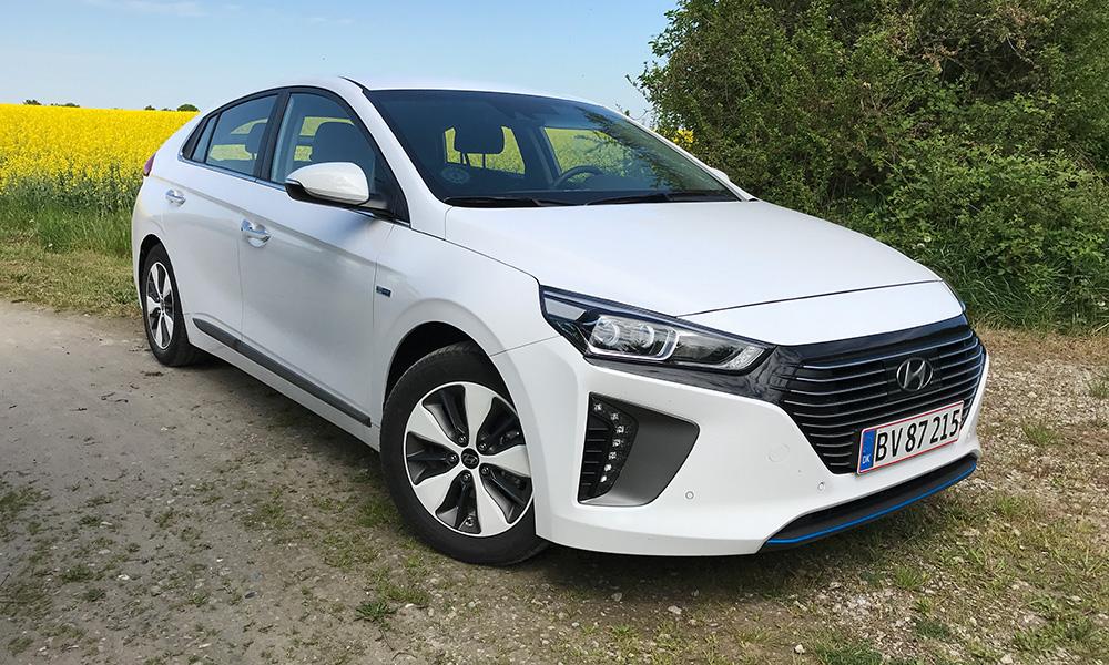 Plug-in hybrid fra Hyundai til omgående levering