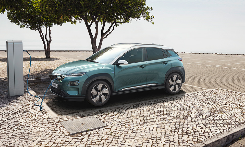 Priser på Hyundai KONA electric